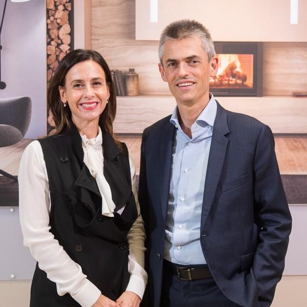 Chiara e Marco Palazzetti